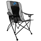 Detroit Lions High Back Folding Chair