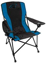 Carolina Panthers  High Back Chair -Tailgate Camping