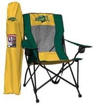 North Dakota State University Bison High Back Folding Chair