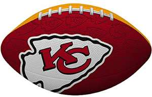 "NFL Kansas City Chiefs ""Gridiron"" Junior-Size Football"