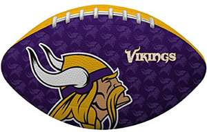 "NFL Minnesota Vikings ""Gridiron"" Junior-Size Football"