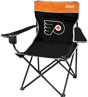 Philadelphia Flyers Coleman Quad Folding Chair  MLB