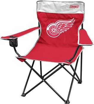 Detroit Red Wings Coleman Quad Folding Chair  MLB