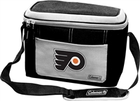 Philadelphia Flyers Coleman 12 Can Cooler Tailgate NHL