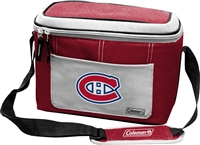 Montral Canadiens Coleman 12 Can Cooler Tailgate NHL