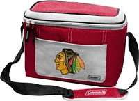 Chicago Blackhawks Coleman 12 Can Cooler Tailgate NHL
