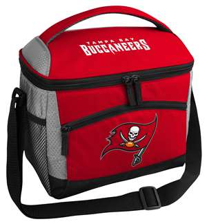 Tampa Bay Buccaneers Insulated 12 Can Cooler Bag