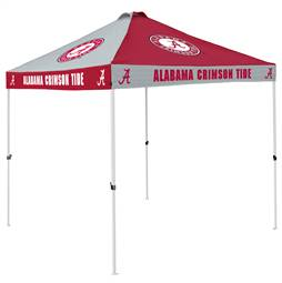 University of Alabama Crimson Tide 9 X 9 Checkerboard Canopy - Tailgate Tent