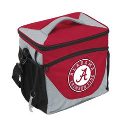 University of Alabama Crimson Tide 24 Can Cooler