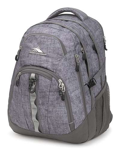 High Sierra BTS Backpacks ACCESS 2.0 WOOLLY WEAVE/SLATE