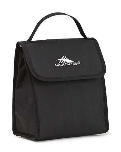 High Sierra BTS Lunch CLASSIC LUNCH KIT BLACK