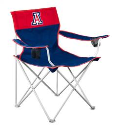 Arizona Wildcats Big Boy Folding Chair with Carry Bag