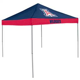 University of Arizona Wildcats 9 X 9 Economy Canopy Shelter Tailgate Tent