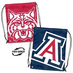 University of Arizona Wildcats Doubleheader Backsack 87D - Dbl Head Strin