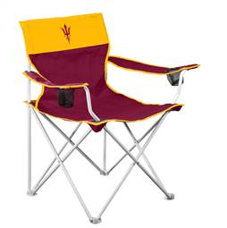 Arizona State Sun Devils Big Boy Folding Chair with Carry Bag