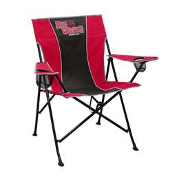 Arkansas State University Red Wolves Pregame Folding Chair with Carry Bag