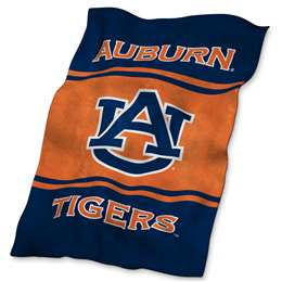Auburn University Tigers UltraSoft Blanket - 84 X 54 in.