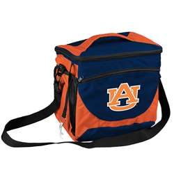Auburn University Tigers 24 Can Cooler