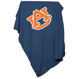 Auburn University Tigers Sweatshirt Blanket 74 -Sweatshirt Blnkt