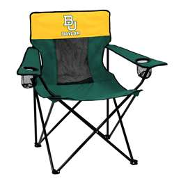 Baylor University Bears Elite Folding Chair with Carry Bag