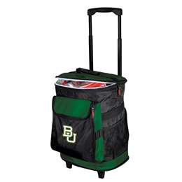 Baylor University Bears 48 Can Rolling Cooler