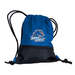 Boise State University Broncos String Pack Tote Bag Backpack Carry Case