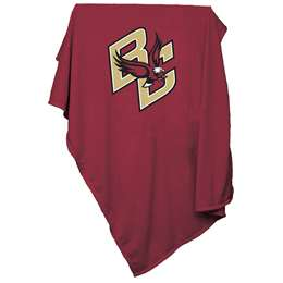 Boston College Sweatshirt Blanket 84 x 63