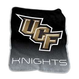 University of Central Florida Custom Raschel Throw