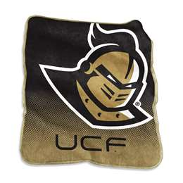 Central Florida University Raschel Throw Blanket