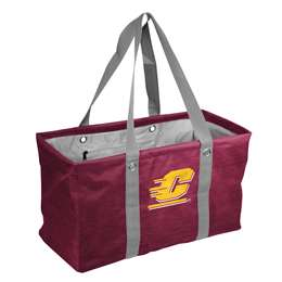 Central Michigan University Crosshatch Picnic Caddy