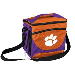 Clemson University Tigers 24 Can Cooler