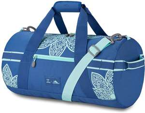 High Sierra Life Is Good Cargo Duffel Mandala VINTAGE BLUE/BERMUDA BLUE