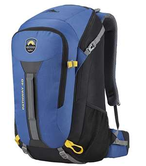 High Sierra Life Is Good Pathway 40L LIG VINTAGE BLUE/BLACK