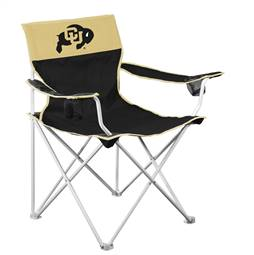 Colorado Buffaloes Big Boy Folding Chair with Carry Bag