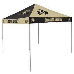 University of Colorado Buffalos  9 ft X 9 ft Tailgate Canopy Shelter Tent