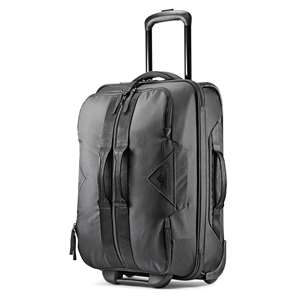 High Sierra Dells Canyon 22 UPRIGHT BLACK/BLACK