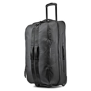High Sierra Dells Canyon 28 WHEELED DUFFEL BLACK/BLACK