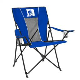 Duke University Blue Devils Game Time Chair Folding Tailgate