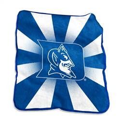 Duke University Blue Devils Raschel Throw Blanket