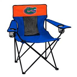 University of Florida Gators Elite Folding Chair with Carry Bag
