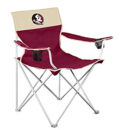 Florida State University Seminoles Big Boy Folding Chair with Carry Bag