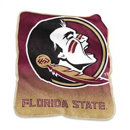 Florida State University Seminoles Raschel Throw Blanket - 50 X 60 in.