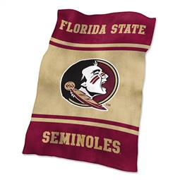 Florida State University Seminoles UltraSoft Blanket - 84 X 54 in.