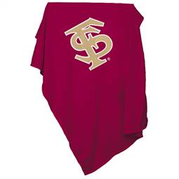 Florida State University Seminoles Sweatshirt Blanket 74 -Sweatshirt Blnkt