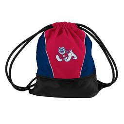 Fresno State University Bulldogs Spirit String Pack Tote