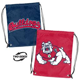 Fresno State Doubleheader Backsack 87D - Dbl Head Strin