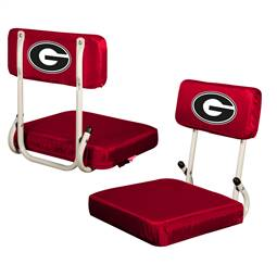 University of Georgia Bulldogs Hard Back SS 94 - Hardback Seat