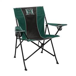 University of Hawaii Rainbow Warriors Pregame Folding Chair with Carry Bag