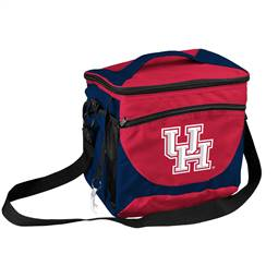 University of Houston Cougars 24 Can Cooler