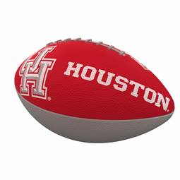 University of Houston Cougars Junior Size Rubber Football